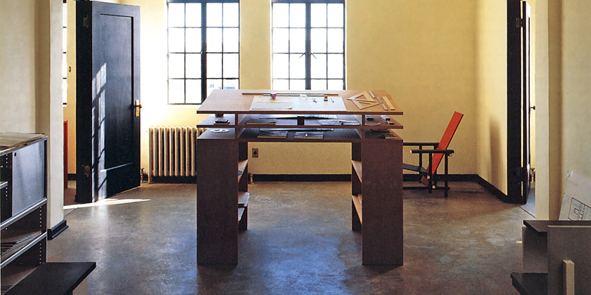 Standing Writing Desk