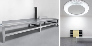 see furniture of Gerhard Merz