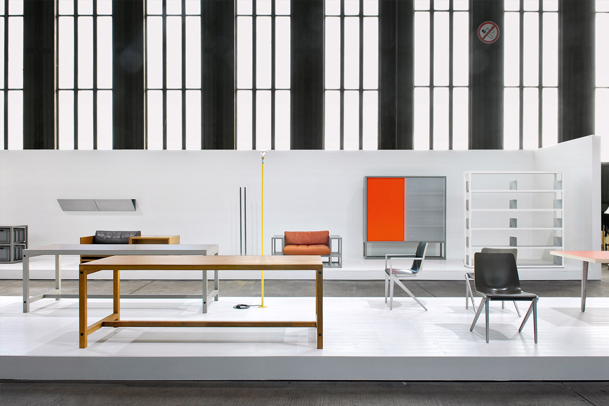 Qubique Furniture fair,<br/>Berlin, 2011