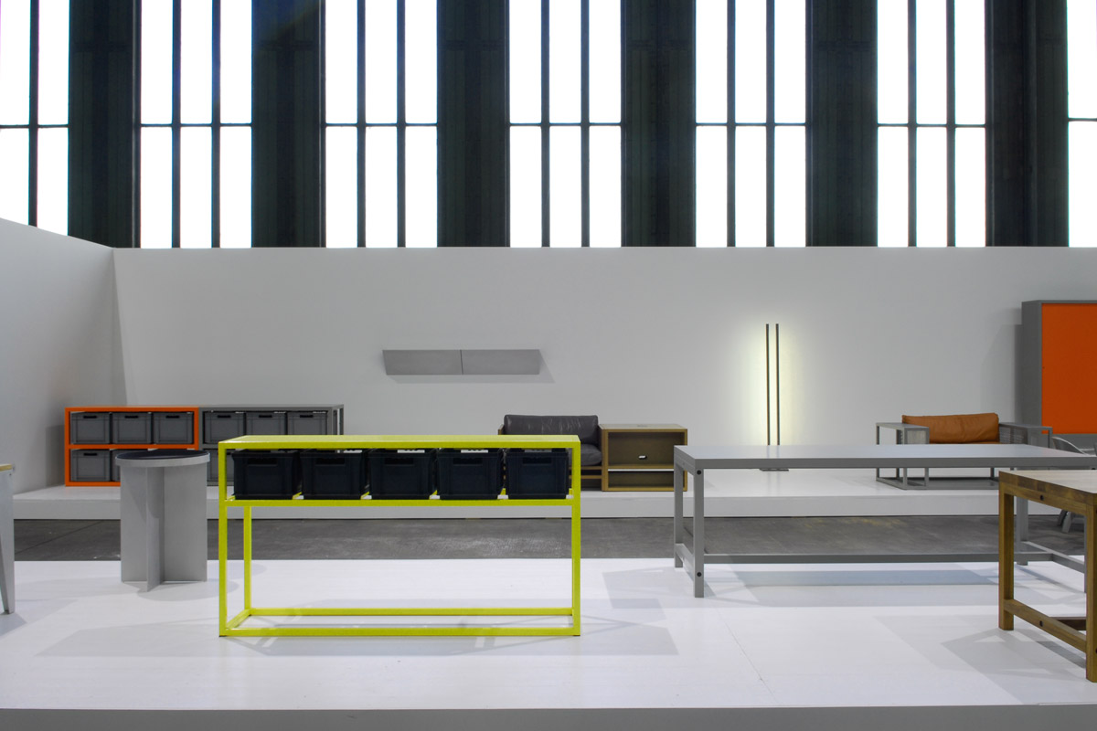 Qubique Furniture fair,<br/>Berlin2, 2011